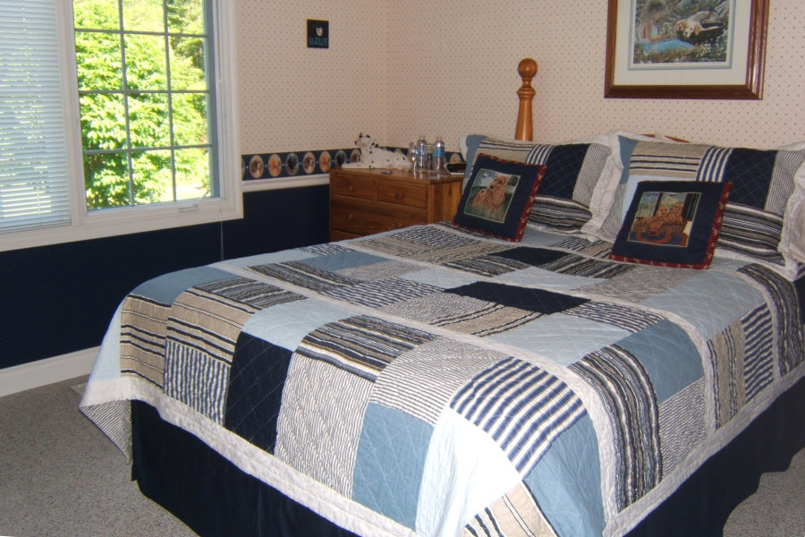 The Dog House Room with Queen Bed