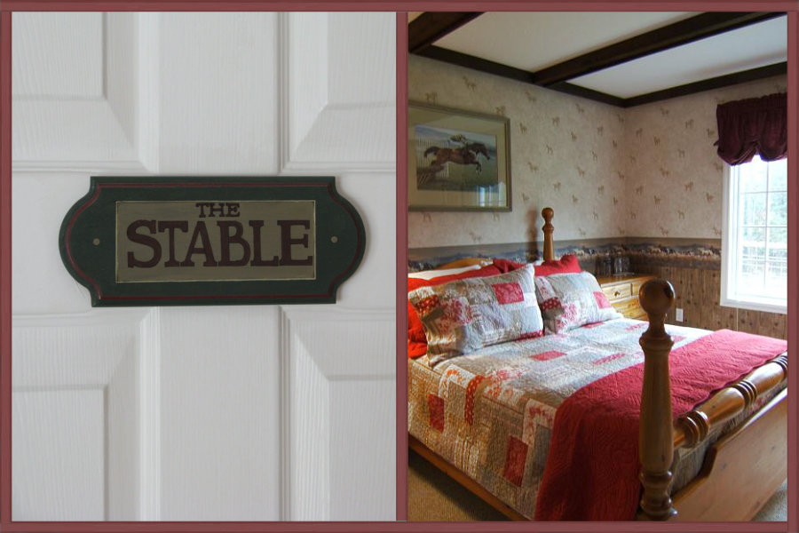 The Stable Room with Double Bed